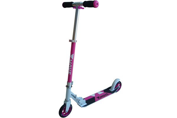 Scooter Roze 125 mm van Move.