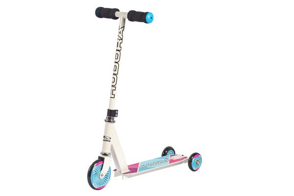 Hudora Evolution 2 in 1 kinderstep.