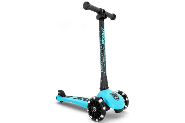 Scoot and Ride Highwaykick 3 Blueberry